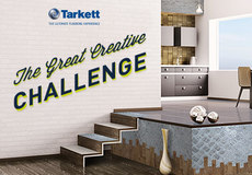 The Great Creative Challenge by Tarkett